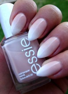 manicure -                                                      Ombre French Manicure
