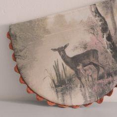 Doe, A Deer Make Up Bag...so cute...