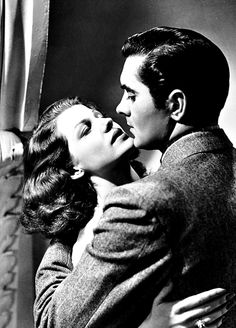 Rita Hayworth & Tyrone Power