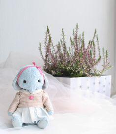 Teddy Toys, Teddy Bear, Animal Totems, Red Fox, Pet Toys, Art Dolls, Nursery Decor, Baby Shower Gifts, Elephant