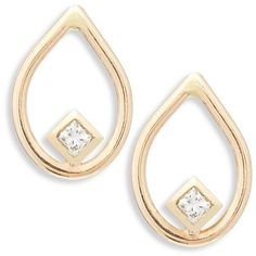 5eff3762c Designer Clothes, Shoes & Bags for Women | SSENSE. Teardrop EarringsGold ...