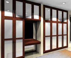 Image result for modern built in closet