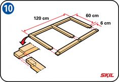 You don't need to buy a wooden cold frame – it's easy to build your own. You'll find simple, step-by-step instructions here for making a cold frame. Scrap Wood Projects, Diy Pallet Projects, Woodworking Projects, Projects To Try, Outdoor Planter Boxes, Wood Planters, Cold Frame, Backyard Projects, Backyard Ideas