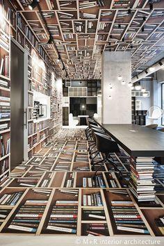 Bookshelf: The Last Bookstore: Annex flexspace concept