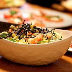どこかで食べたのが美味しくてよく作ります(´◡͐`) - 141件のもぐもぐ - アボカドシュリンプ丼 by an2012