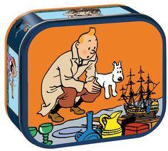 Galletas el secreto del unicornio • Tintin tin and the Secret of the Unicorn • Tintin, Herge j'aime