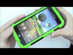 #Motorola ATRIX HD #Trident Aegis Case Review @DayDeal_com