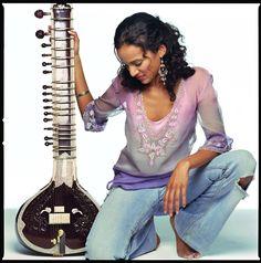 Anoushka Shankar, sitar