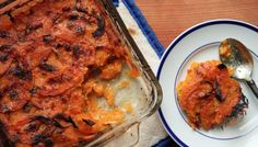 Butternut Squash Au Gratin | The Splendid Table