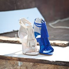 Get girly in the SANTE sandal! #Sandals #SS15 #SanteMadeinGreece Shop NOW: www.santeshoes.com