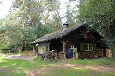 De houtbeek, Holten
