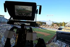 'Keep our internet fair!' Justice Department sues AT&T-DirecTV, alleges collusion in blocking Dodgers channel Salford City, Dodger Game, Sports Camera, The Outfield, Sports Party, Happy Puppy, Spring Training, Los Angeles California, Texas Rangers