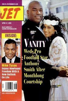 Anthony Smith, Vanity - Jet Magazine Cover [United States] (17 April 1995)