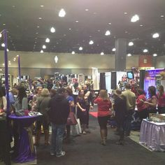 Great turn out today at the Hartford bridal show