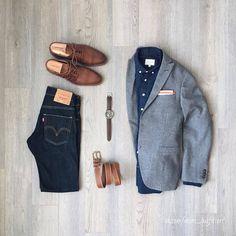 Мужской стиль | OUTFITTERS