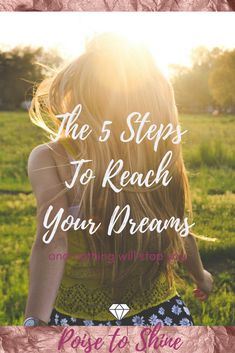 The 5 Steps To Reach Your Dreams — Nicoletta Mura Coaching Success Quotes, Life Quotes, Finding Happiness, Good Mental Health, Motivational Quotes For Working Out, To Reach, Good Sleep, Successful People, Women Empowerment