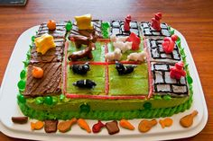 Agricola cake!