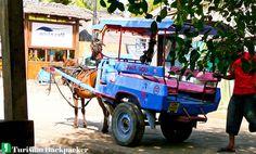 Gili Trawangan / Turismo Backpacker / Blog de dicas de viagem de mochilão
