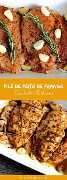 A Food, Good Food, Food And Drink, Paleo Life, Cordon Bleu, Kids Meals, Carne, Chicken Recipes, Clean Eating