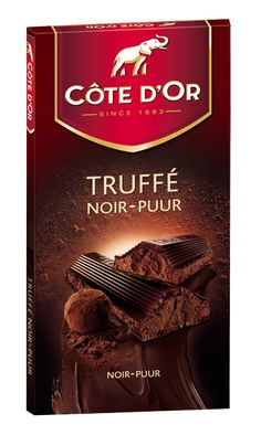 Cote d' Or Truffe Noir - Cote dor Truffe 190g