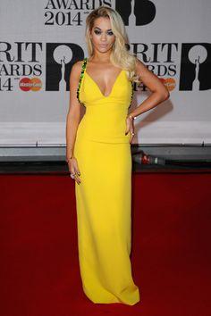 Best Dressed BRIT Awards: Rita Ora in Prada