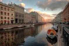 canals of St. Petersburg .. - canals of St. Petersburg ..