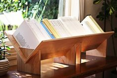Slotted Bookcase $90