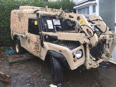 Land Rover Defender Wolf Machine?????