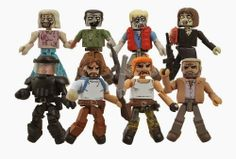 Zombob's Zombie News and Reviews: Toys R Us Exclusive Walking Dead Minimates Series ...