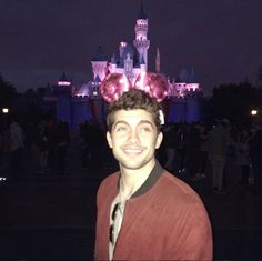 """""""All my dreams came true"""" – Carter Jenkins Photo Via: Carter Jenkins 
