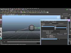 Maya Expressions Tutorial - Wings - YouTube