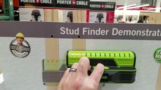 """Stud Finder for Plaster Walls - ProFinder 6000. See the review on the """"Cool Tools"""" page over at My Old House""""Fix"""".     https://myoldhousefix.com/cool-tools/"""