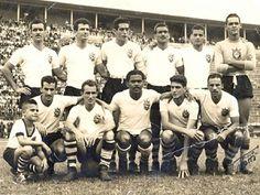 Sport Club Corinthians Paulista - Corinthians 104 anos: Década de 50 - Do Brasil para o mundo
