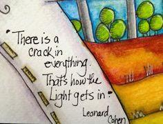 Good old Leonard Cohen.