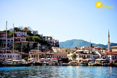If you want to spend winter in Turkey, Marmaris will be the right choice :)