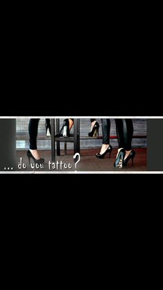 do you tattoo? Shoe, Tattoos, Movie Posters, Movies, Art, Films, Craft Art, Zapatos, Shoemaking