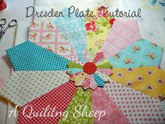 ✄ Tutorials ~ by A Quilting Sheep