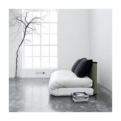 Spare bedroom futon.  Tatami Sofa Bed, minimal room