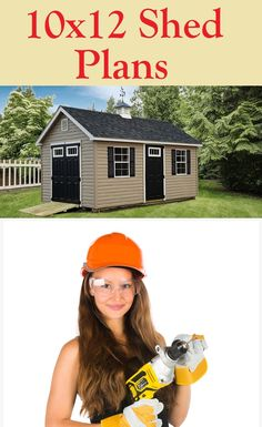 shed plans will guide you in building your own storage shed. Shed material building list and blueprints are included. shed Shed Plans Garden Storage Shed, Outdoor Storage Sheds, Outdoor Sheds, Storage Building Plans, Storage Shed Plans, Perfect Image, Perfect Photo, Great Photos, Cool Pictures