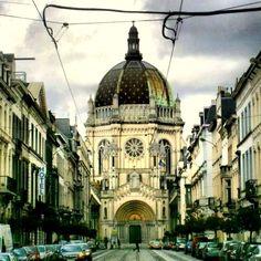 Brussel - Saint Mary's Royal church