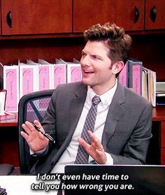 """Sometimes you really need to have the last word. 