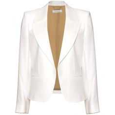 Chloé Fitted Blazer ($2,195) ❤ liked on Polyvore