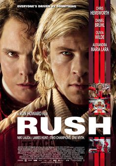New Arrival: Rush