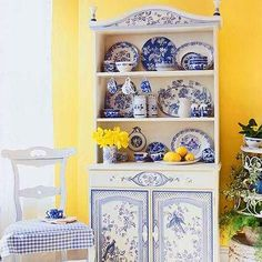 blue and yellow kitchen on pinterest yellow kitchens yellow and