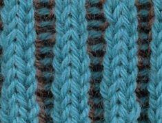 Double Brioche Stitch