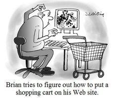 Future sales tactics for e-commerce Landing Page Optimization, Technology Infrastructure, Computer Humor, Business Stories, Web Design Company, Internet Marketing, Online Marketing, Service Design, Ecommerce Websites