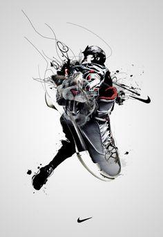 Nike XX2 2006 in Nike Ads: Super Creative Designs