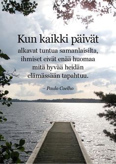 Attitude Quotes, Mood Quotes, Quotes Quotes, Cool Words, Wise Words, Meditation Quotes, Mindfulness Meditation, Learn Finnish, Finnish Words