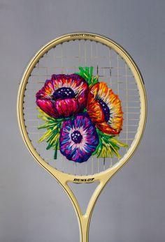 Danielle Clough – What a Racket