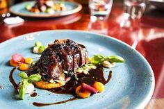 List of the best French Restaurants in Newcastle which serves food inspired by French cuisine. Homemade Protein Shakes, Protein Shake Recipes, Deer Meat, French Restaurants, Muscle Food, Gain Muscle, Venison, Gnocchi, Gourmet